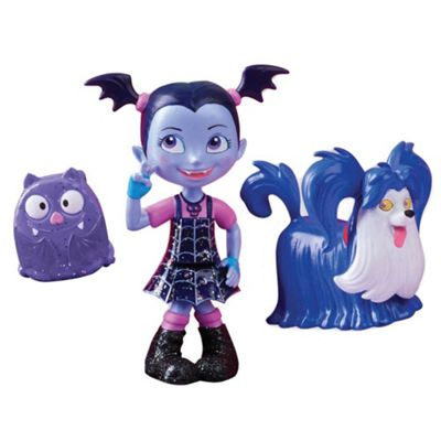 Vampirina Best Ghoul Friends Figure Set - Vampirina and Wolfie