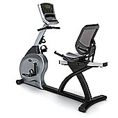 Vision Fitness R20 Recumbent Cycle with CLASSIC Console