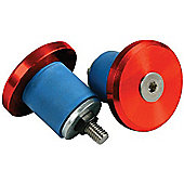 Madd Gear BAMF Bar Ends - Red