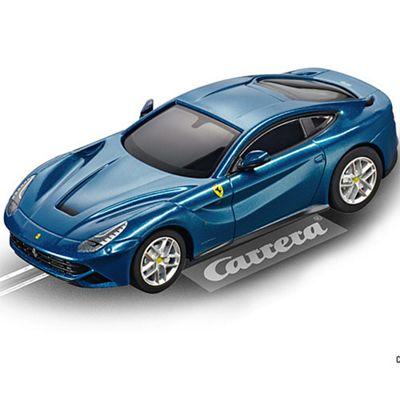 CARRERA Go Ferrari F12 Berlinetta (abu Dhabi Blue) 64055 1:43 Slot Car