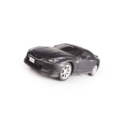 Nissan GTR 1:20 RC Toy Car Matte Black