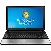 "HP 350 15.6"" Intel Core i5 Windows 7 Pro 8GB RAM 500GB Laptop Silver"