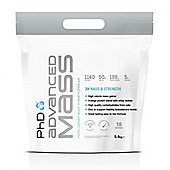PhD Advanced Mass 5.4kg - Luxury Vanilla