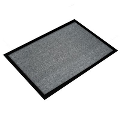 Floortex Doortex Value Mat Grey