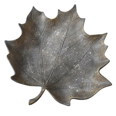 Gallery Direct Maple Leaf Weathered