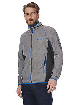 Regatta Mons III Zip-Through Fleece - Grey