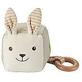 EverEarth Soft Plush Rabbit Block