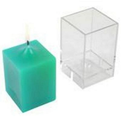 Fred Aldous PM1 Square Plastic Candle Mould