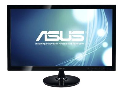 Asus VS229HA 21.5 inch Full HD Widescreen LED Monitor 1920 x 1080 Resolution - Aspect Ratio 16:9