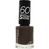 Rimmel 60 Seconds Nail Polish 8ml - Chic in Chelsea