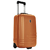 Revelation by Antler Trinita 2-Wheel Hard Shell Orange Small Suitcase