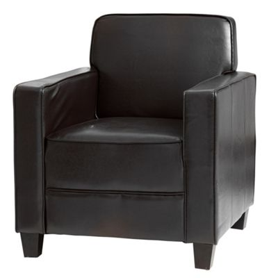 Sofa Collection Limoges Tub Chair - Black