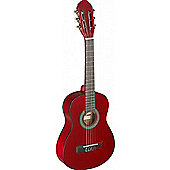 Stagg C405 1/4 Size Classical Guitar - Red