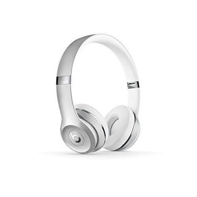 Apple Beats Solo3 On-Ear Wireless Headphones (Silver)