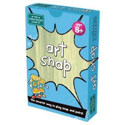 BrainBox Art Snap & Pairs Card Game