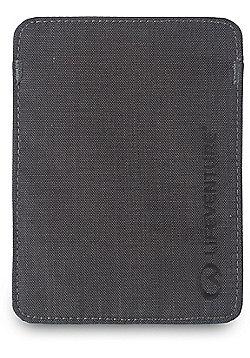 Lifeventure RFID Protected Passport Wallet Grey