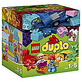 LEGO DUPLO 70 Piece Set Creative Build Box 10618