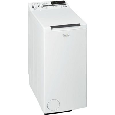 Whirlpool TDLR70230 1200rpm Top Loading Washing Machine 7kg Load, White