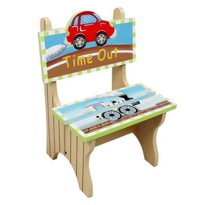 Fantasy Fields Transportation Time Out Chair