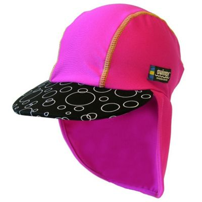 Swimpy UV Sun Hat Pink 2 to 4 Years