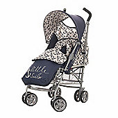 Obaby Atlas V2 Stroller & Footmuff - Little Sailor