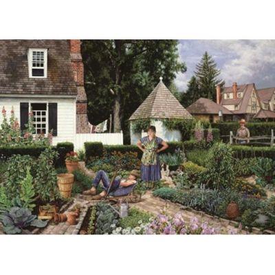 Lazy Gardener - 1000pc Puzzle