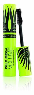 Max Factor Wild Mega Volume Mascara - Black Brown 11ml