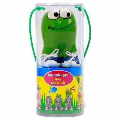 Munakuppi Eggcup Grass Hair Growing Kit - Frog