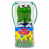 Munakuppi Eggcup Grass Hair Growing Kit - Frog
