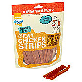 Good Boy Pawsley & Co Chewy Chicken Strips 350g Value Pack