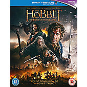 The Hobbit: Battle Of The Five Armies Blu-Ray
