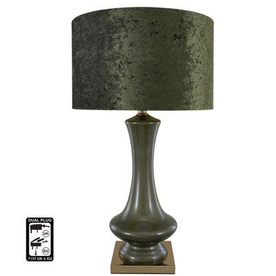 Morroco Lustre Table Lamp
