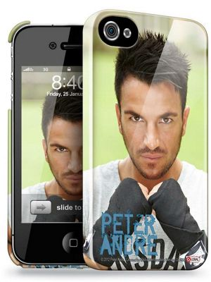 Upfront Case Official Peter Andre Phone Clip Case