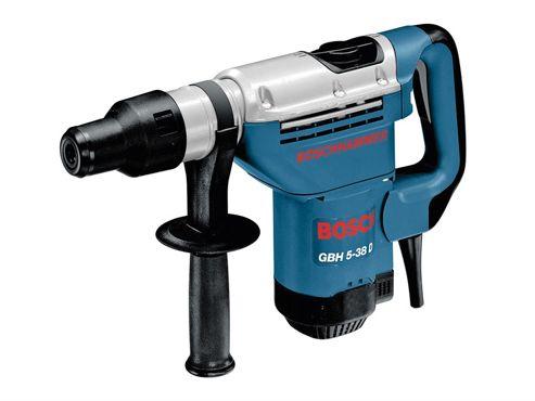 Bosch GBH 5-38 D 5kg SDS Max Combi Hammer Drill 1050 Watt 240 Volt