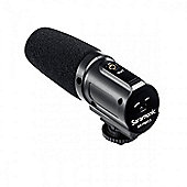 Saramonic SR-PMIC3 Surround Recording Microphone with Integrated Shockmount, Low-Cut Filter & Battery-Free Operation for DSLR & Camcorders