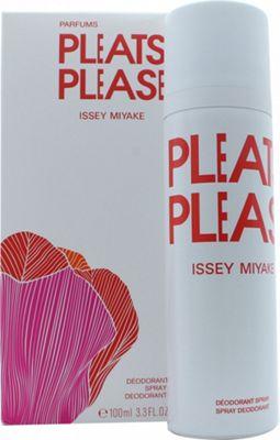 Issey Miyake Pleats Please Deodorant Spray 100ml