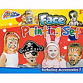 Grafix Face Painting Set