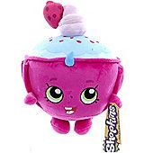 Shopkins 'Cupcake Chic' 8 Inch Plush Soft Toys