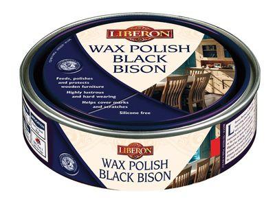 Liberon Wax Polish Black Bison Neutral 500ml