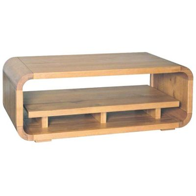 Ultimum Durham Oak UD12 Coffee Table