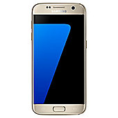 Tesco Mobile Samsung Galaxy S7 Gold 32GB