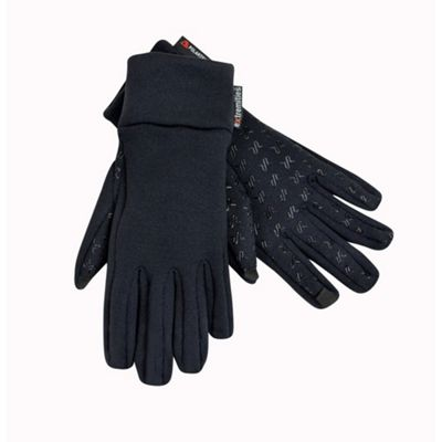 Terra Nova Sticky Powerstretch Glove - Black L-XL