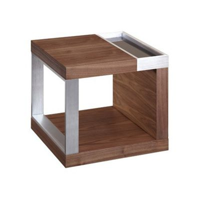 Jual JF606 Lamp Table in Walnut