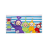 Teletubbies Playtime Beach Cotton Towel