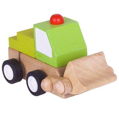 Bigjigs Toys Clockwork Vehicle (Scooper)