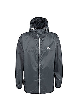 Trespass Mens Packup Jacket - Grey