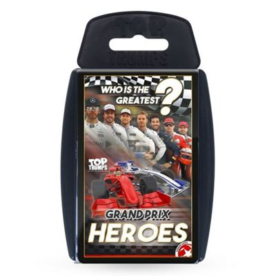 Top Trumps - Formula One Grand Prix Heroes