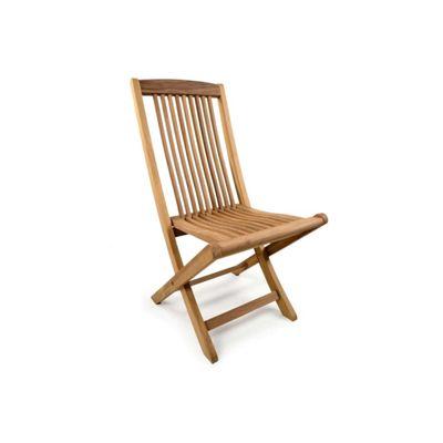 BrackenStyle Arley Teak Folding Chair
