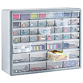 VonHaus 44 Drawer Storage Organiser - White
