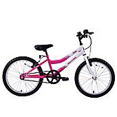 "Professional Sparkle 20"" Wheel Kids MTB Bike 7+"